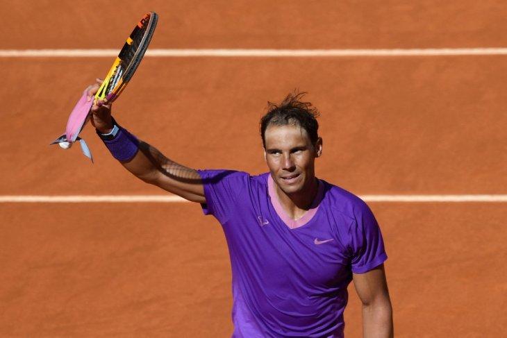 Nadal meluncur ke 16 besar Madrid, Barty ditantang Badosa