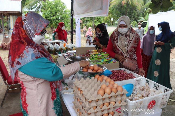 Hari terakhir, Warga Pantai Ulin antusias ikuti Bazar TTI