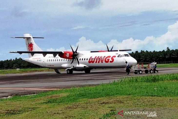 Layani komersil, Wings Air wajibkan penumpang miliki surat keterangan
