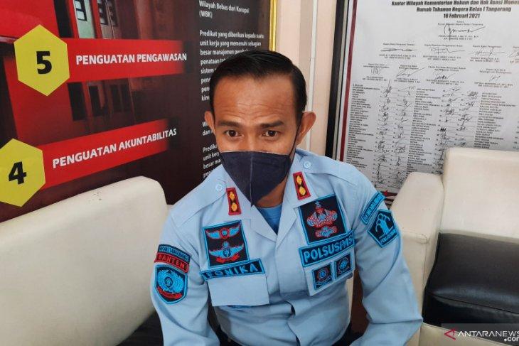 Sebanyak 752 warga binaan di Rutan Tangerang dapat remisi Idul Fitri