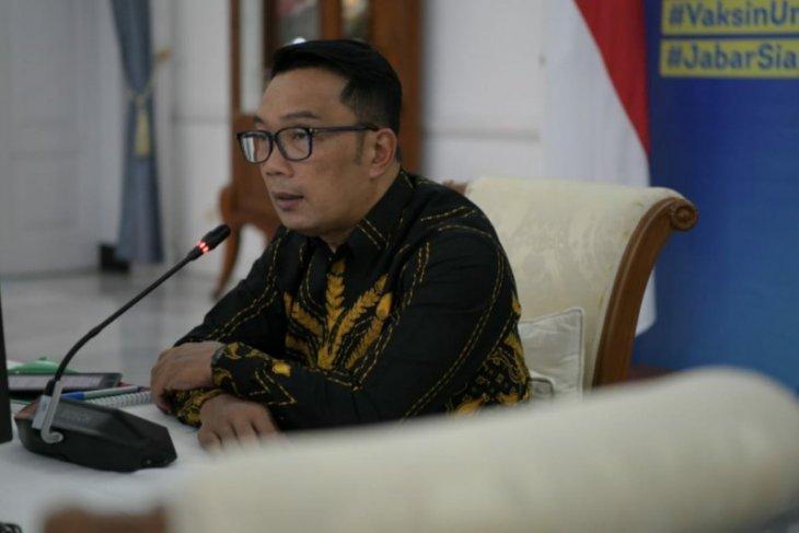 Ridwal Kamil:  Disiapkan 2.500 ruang isolasi di desa/kelurahan