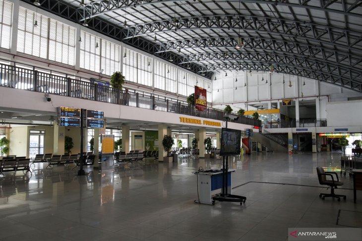 Terminal Purabaya Sepi