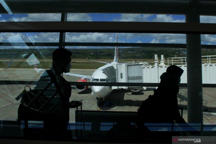 Penerbangan dihentikan sementara terkait larangan mudik