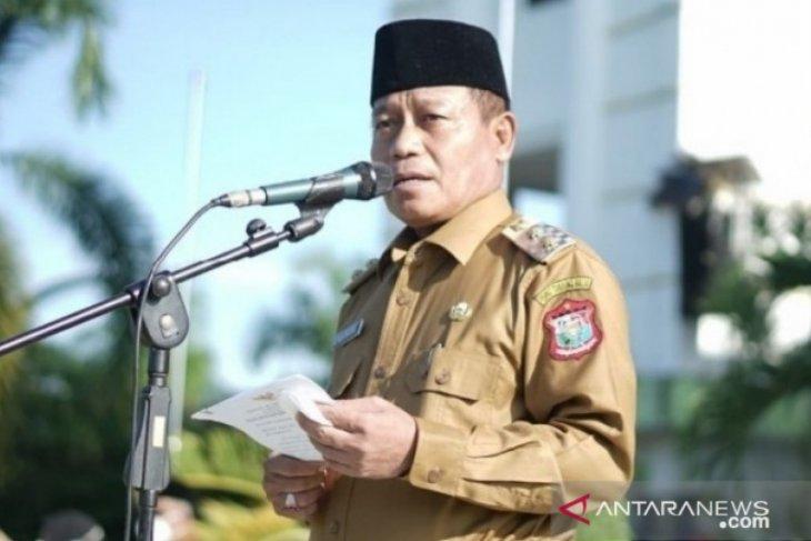 H Waris jadi pelaksana tugas Wali Kota Tanjungbalai