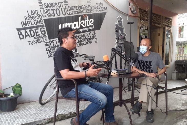 Festival Harbuknas 2021 di Untirta Banten libatkan ratusan penerbit