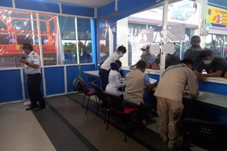 Satgas COVID-19 kota Sorong batalkan keberangkatan empat penumpang Garuda Indonesia