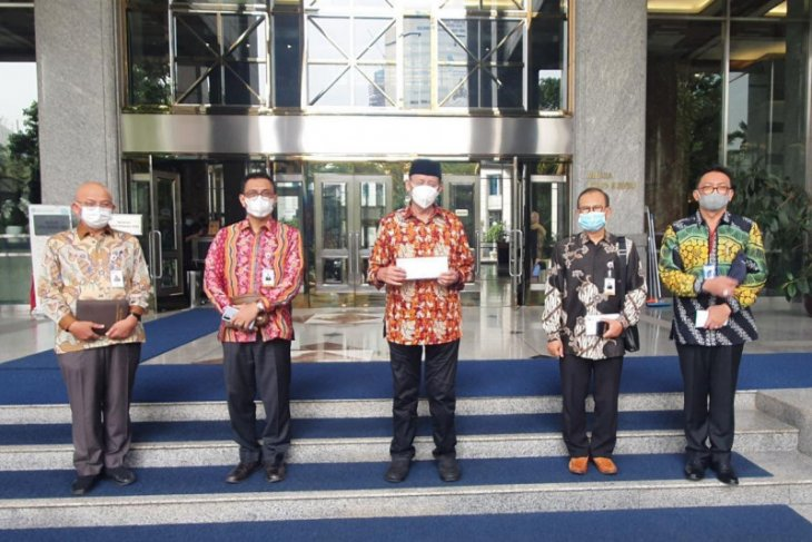 OJK nyatakan Bank Banten sehat dengan nilai PK-3
