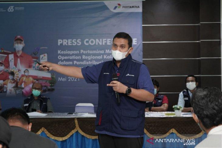 Jelang Idul Fitri Pertamina tambah pasokan LPG 3 kg di Kalimantan