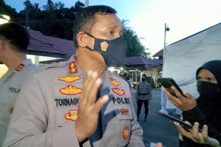 Polda Papua Barat amankan satu pucuk senjata api rakitan