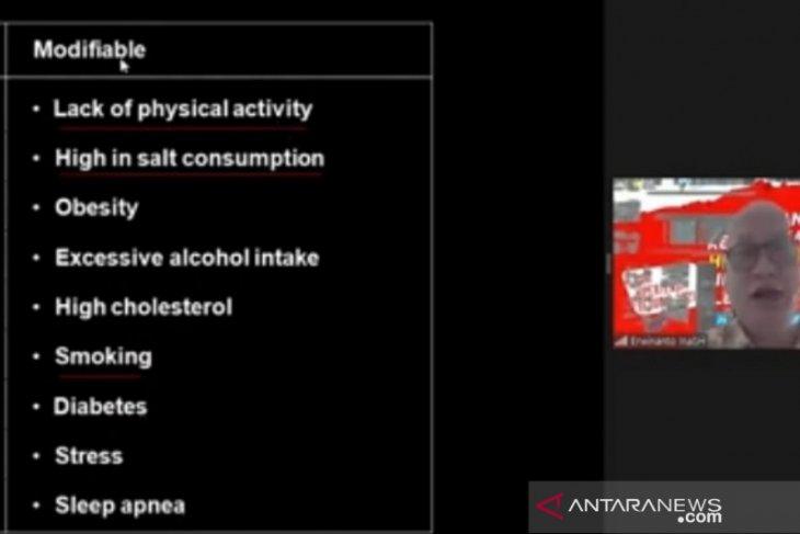 Kurangi konsumsi garam untuk hindari risiko hipertensi