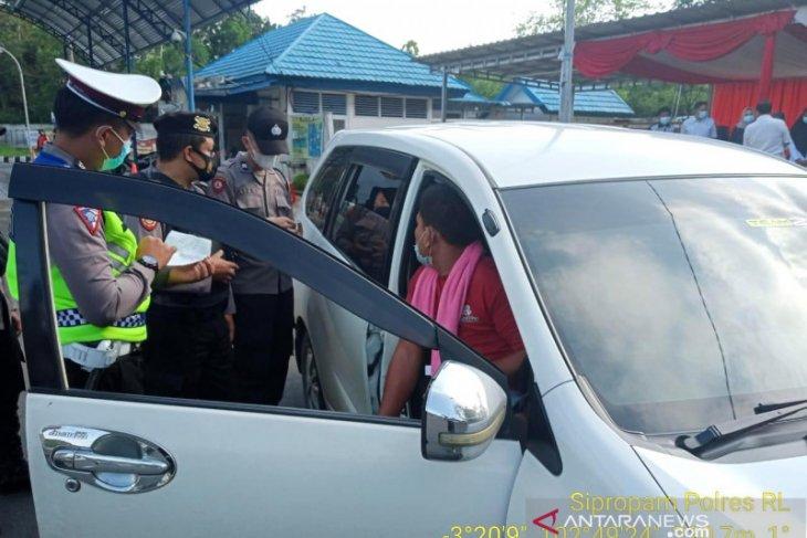 Polres Rejang Lebong dirikan enam pos polisi