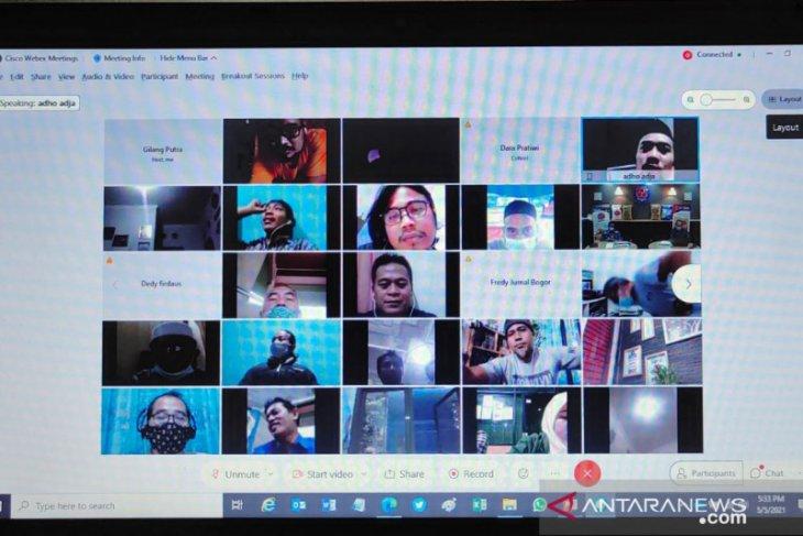 Indocement gelar buka bersama secara virtual dengan wartawan di Bogor