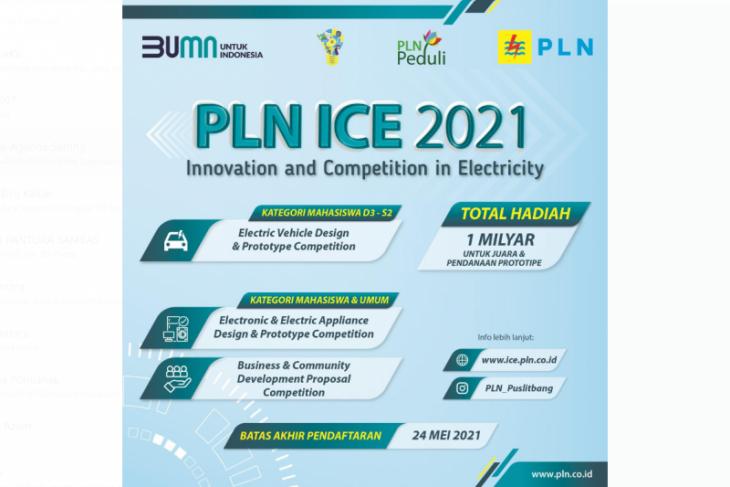 Pendaftaran kompetisi inovasi PLN berhadiah satu miliar berakhir 24 Mei