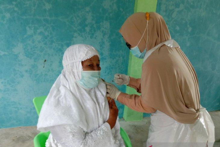 1.717 warga Mukomuko terima vaksin COVID-19