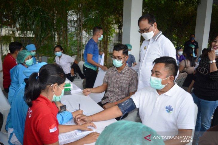 Pemkab Badung vaksinasi COVID-19 di Kuta Utara dukung perluasan zona hijau