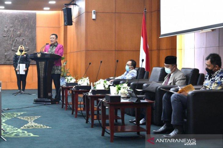 Ketua MPR sebut revisi UU ITE untuk jamin kebebasan berpendapat di ruang digital