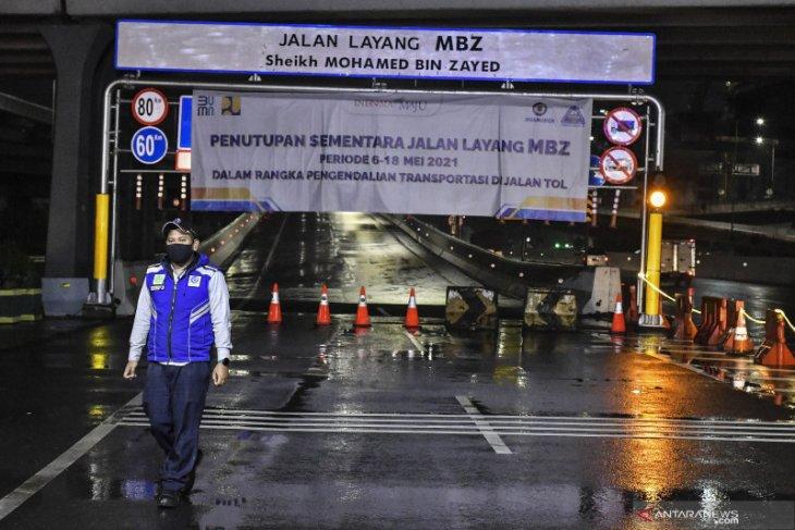 Polda Metro Jaya akhiri penyekatan mudik