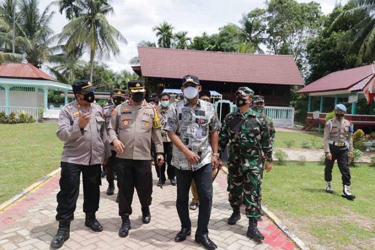 Cek posko PPKM mikro. Ini kata Bupati Aceh Timur