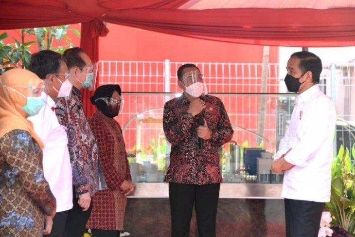 Wali Kota: Beroperasinya PSEL Surabaya tidak lepas dari perjuangan Risma