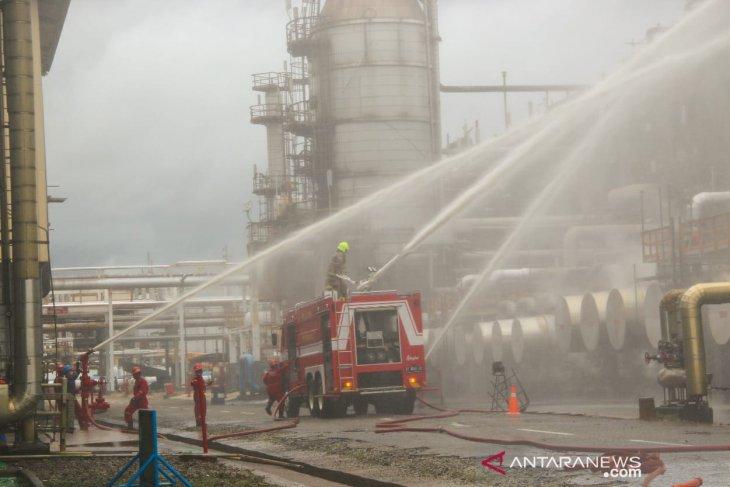 Pertamina Ingatkan Tiga Macam Bunyi Sirene dari Kilang Balikpapan