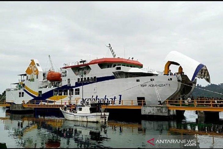 Ini jadwal kapal laut dari Simeulue
