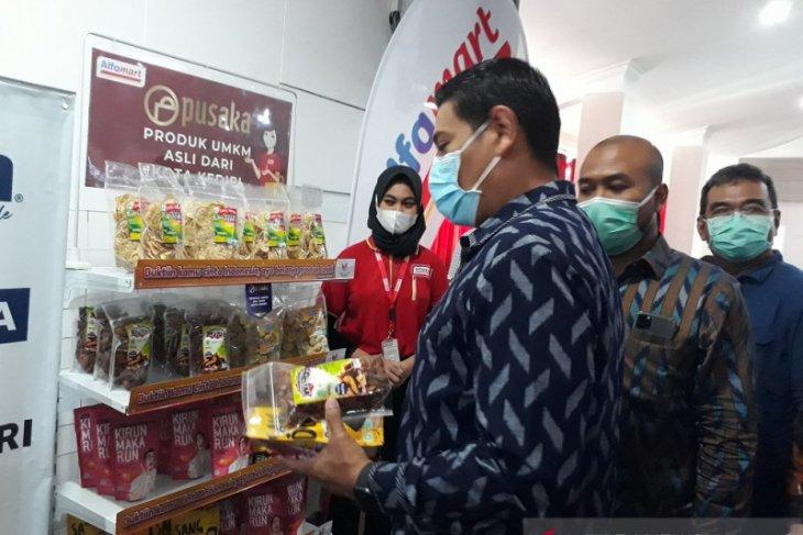 Pemkot Kediri gandeng toko swalayan pasarkan produk UMKM