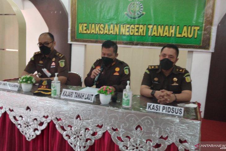 Kejari Tala tetapkan sekdes Ambawang tersangka dugaan penyalahgunaan APBDes 2017