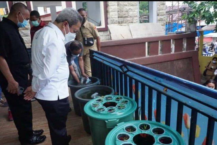 DKP Ambon dorong budidaya dalam ember skala rumahan