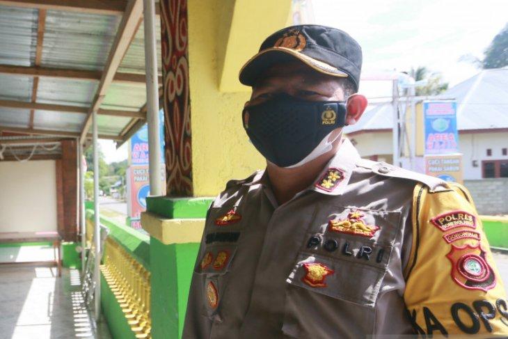 Polres Bone Bolango siagakan 6 pos penjagaan dan pengamanan