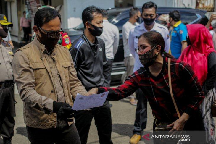 Pemudik dan pendatang ke Kota Bogor diawasi ketat