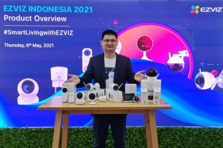 EZVIZ hadirkan berbagai produk rumah pintar