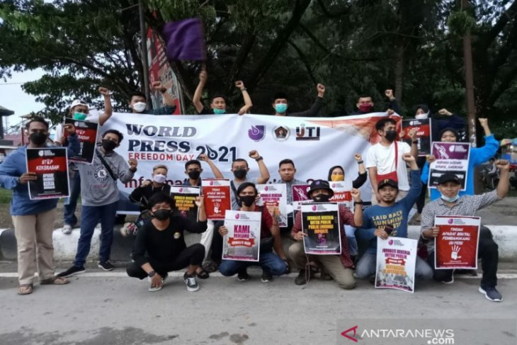 WPFD momentum merayakan kebebasan pers dengan penuh tanggung jawab