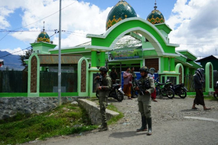 Polri: Warga kembali beraktivitas usai serangan KKB