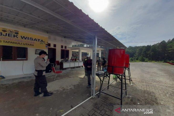 Hari pertama penyekatan mudik, 2 unit mobil pemudik asal Siantar dan Madina dipulangkan