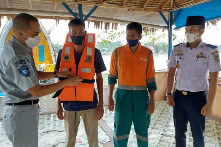 Jasa Raharja Jambi jalin kerja sama dengan kapal-kapal wisata