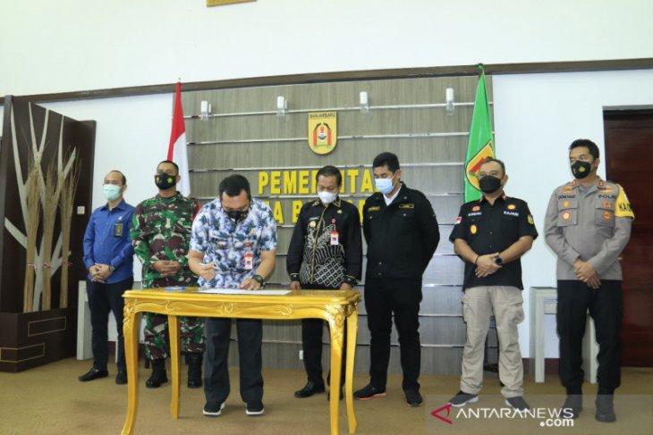 Forkopimda Banjarbaru sepakat tutup tempat wisata hiburan dan mal