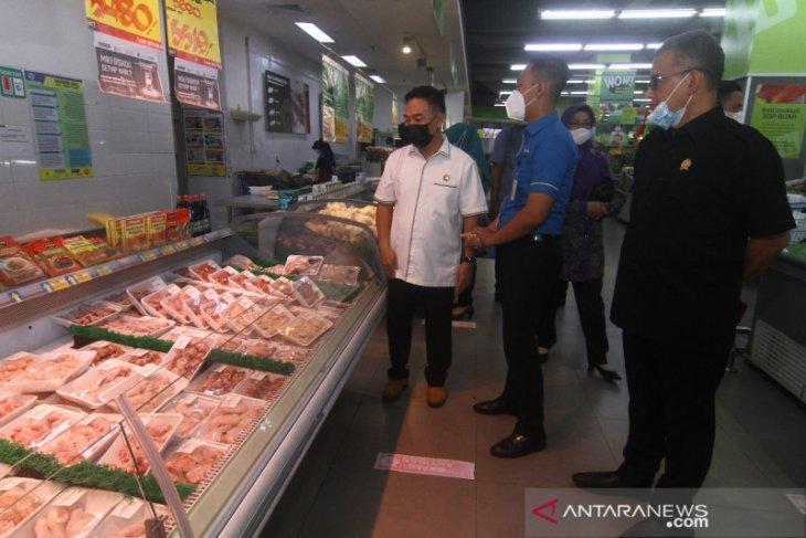 DPRD Kota Pontianak sidak toko modern jelang Lebaran
