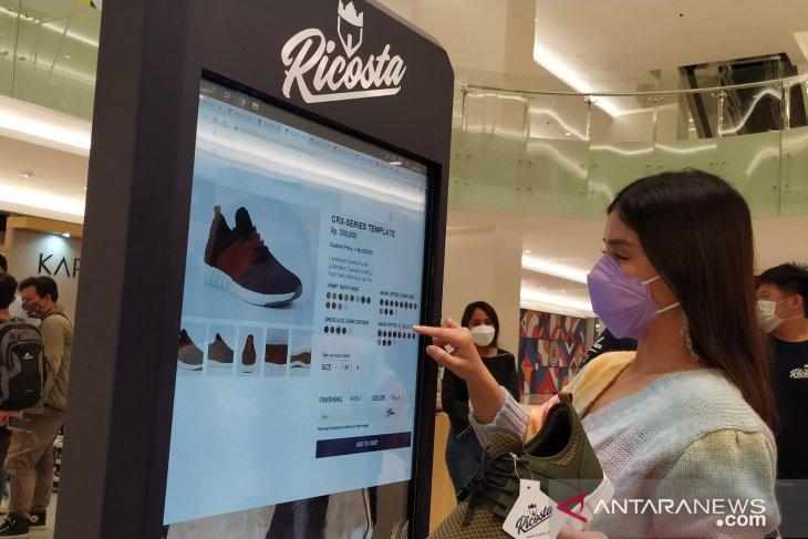 Ricosta bidik pasar kaum milenial lewat sepatu