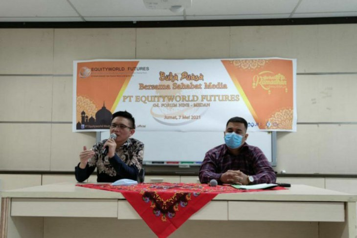 Emas berjangka tetap primadona, EWF Medan tawarkan 'planning transaction' untuk maksimalkan profit