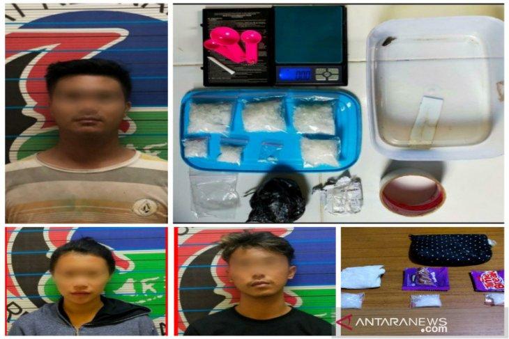 Satresnarkoba Banjarmasin ungkap kasus peredaran narkotika