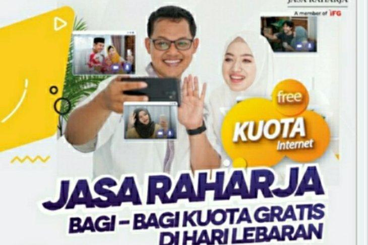 Jasa Raharja bagi kuota internet Rp150.000 untuk 10.000 pendaftar