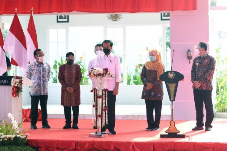 Instalasi PSEL Benowo Surabaya jadi pilot project Nasional