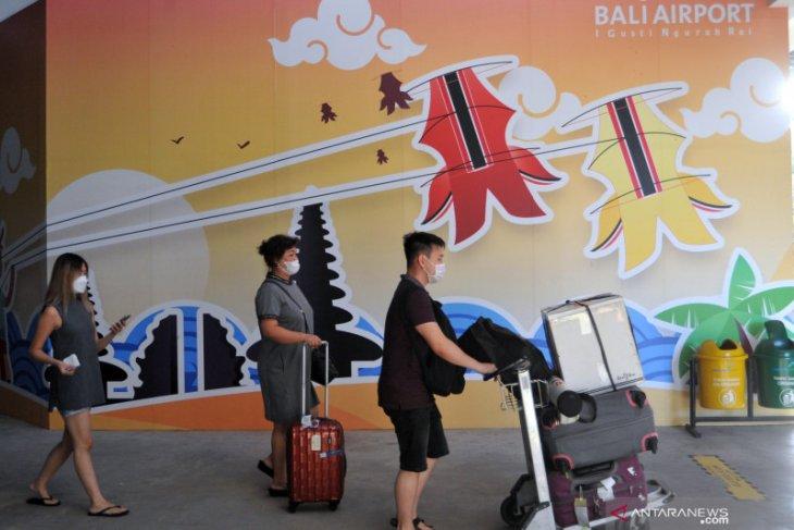 Bandara Ngurah Rai Bali siagakan posko terpadu selama larangan mudik (video)