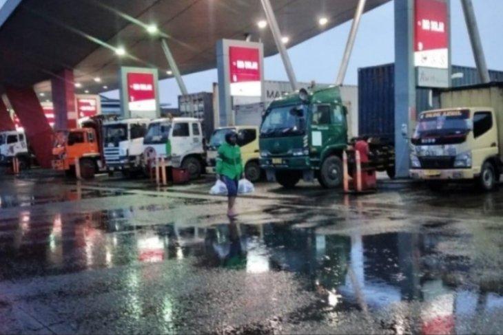 Tanpa Mudik Jelang Lebaran, Pertamina Pastikan Pasokan BBM di Ruas Tol Aman