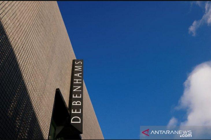 Setelah 242 tahun,  Debenhams tutup permanen di Inggris