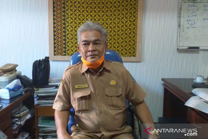 Pemkab Belitung batasi pengunjung pasar maksimal 50 persen