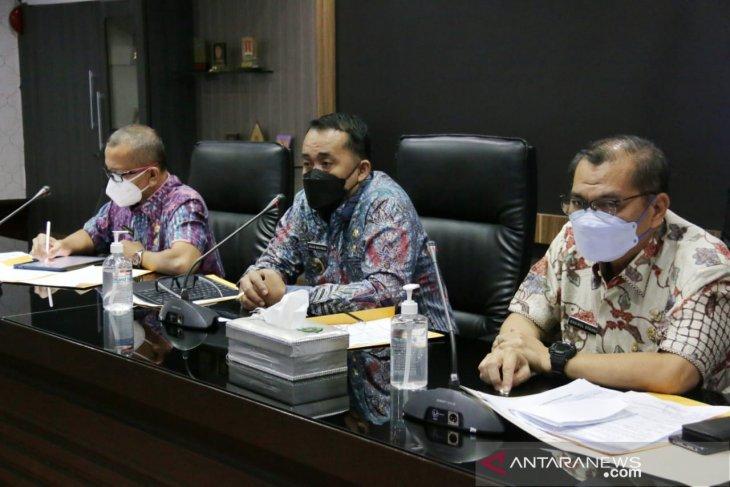 Pemkot Medan baru gunakan belanja modal 3,49 persen saja