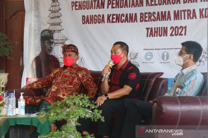 Bupati Karangasem ajak sukseskan PK21 dari BKKBN Bali