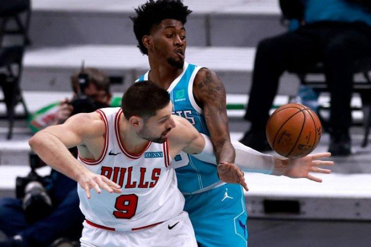 Bulls andalkan pertahanan  kalahkan Pistons