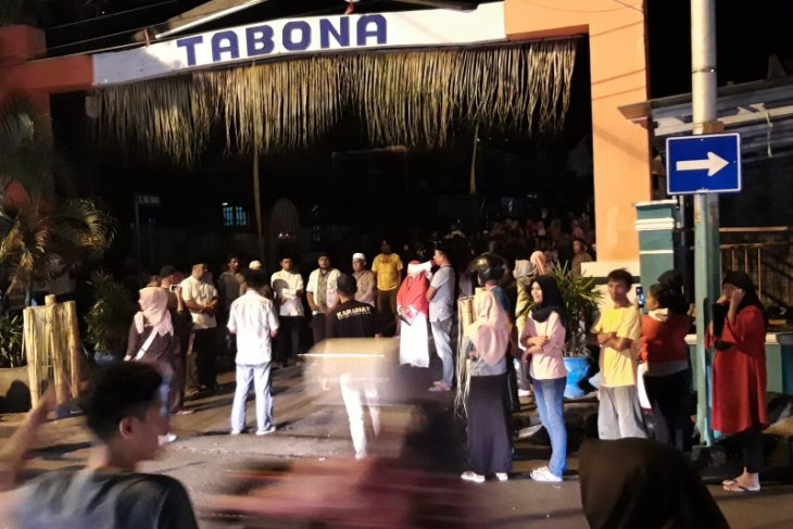 Tradisi pawai malam Ela-ela dibatalkan di Keraton Kesultanan Ternate
